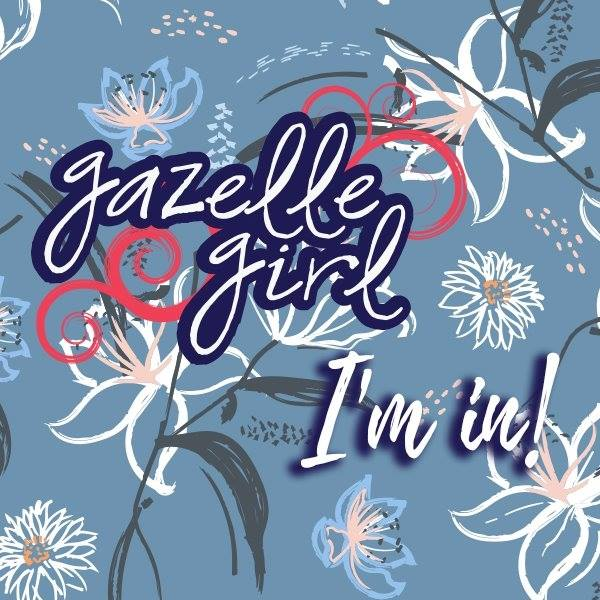 gazelle girl logo